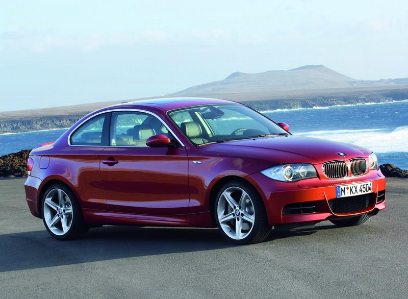 BMW 1-serie Coupé