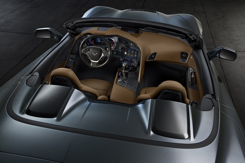 Chevrolet Usa Corvette Convertible