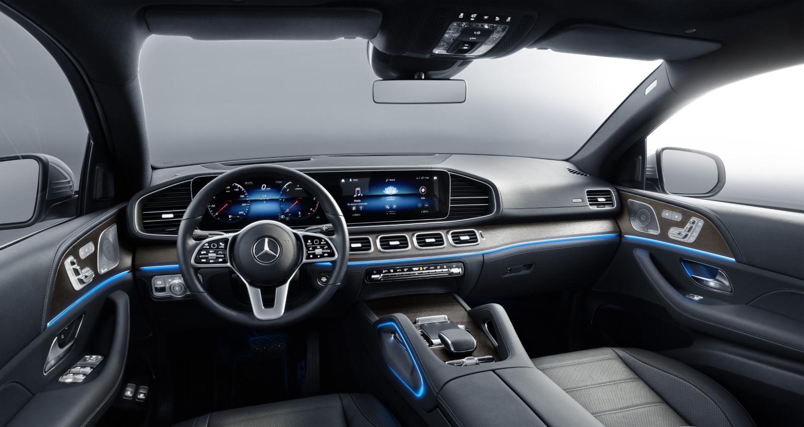 Mercedes-Benz GLE-klasse Coupé