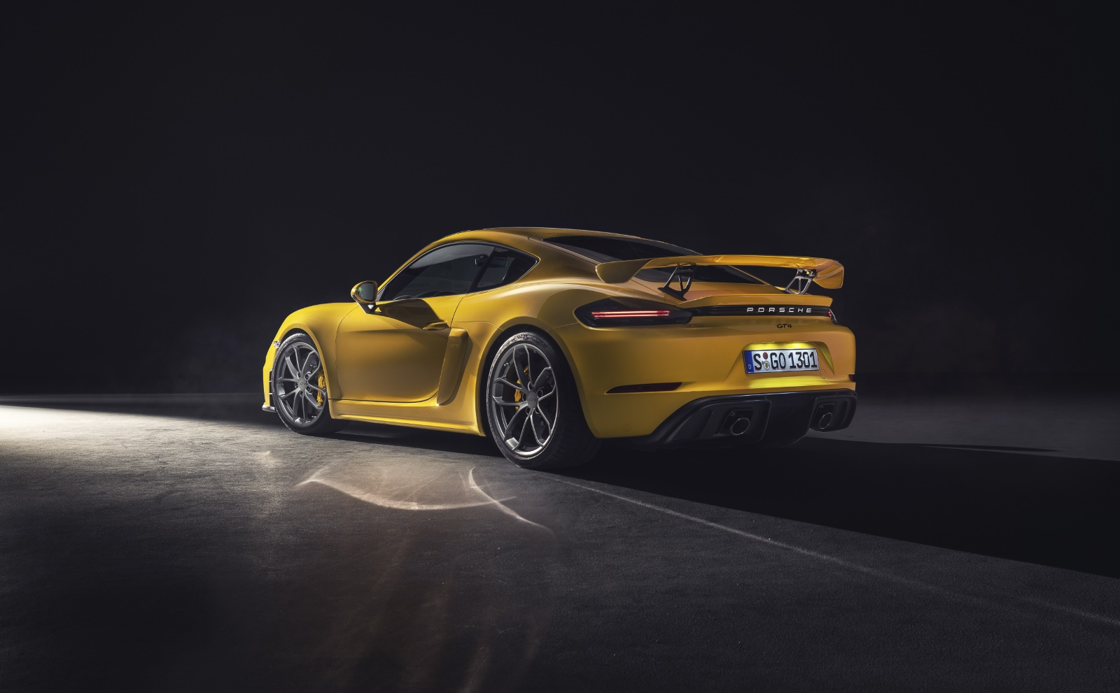 Porsche 718 GT4