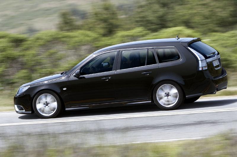 Saab 9-3 Sport Estate