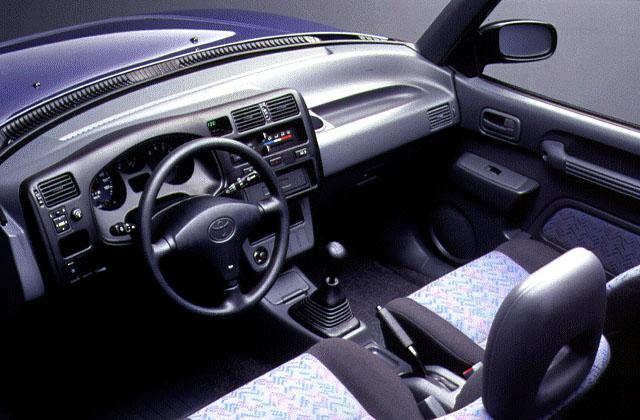 Toyota FunCruiser RAV4